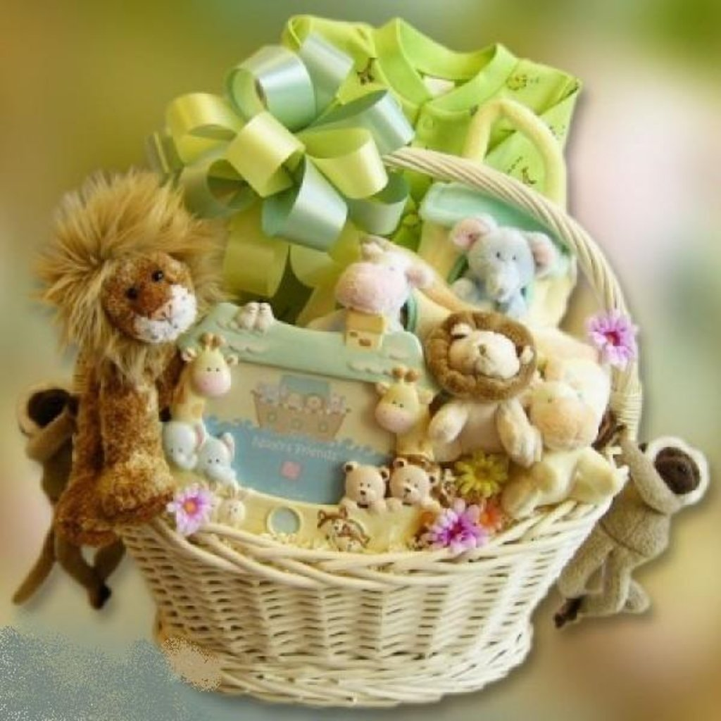 Что сделать в подарок на рождение ребенка