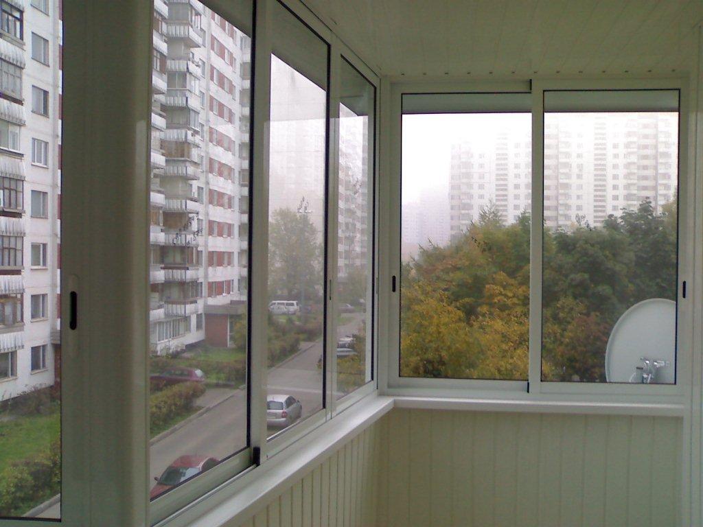 Фотогалерея - остекление лоджий и балконов.