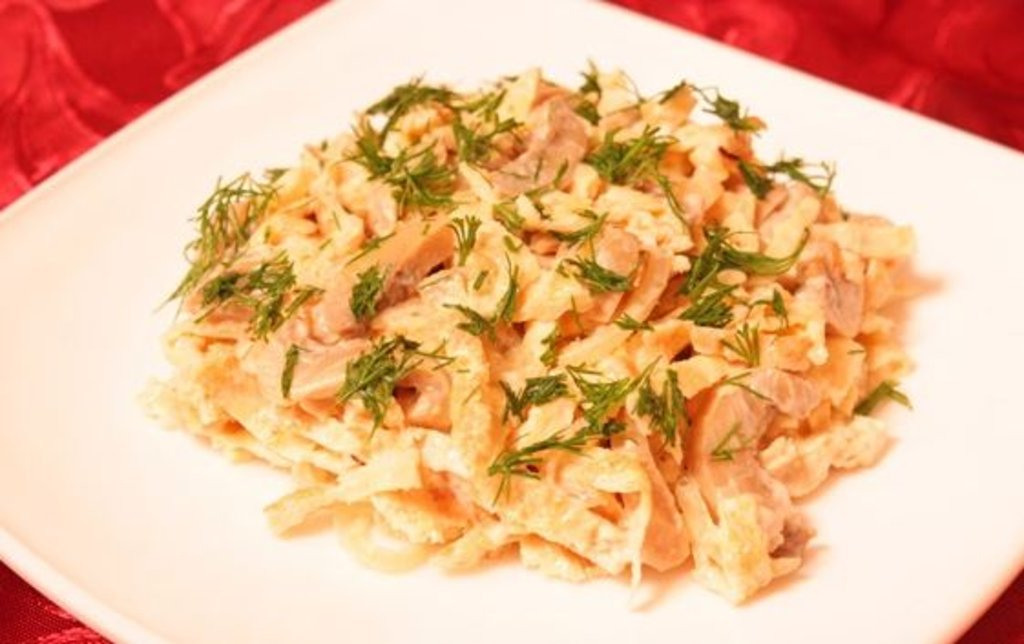 Рецепт на татарском языке
