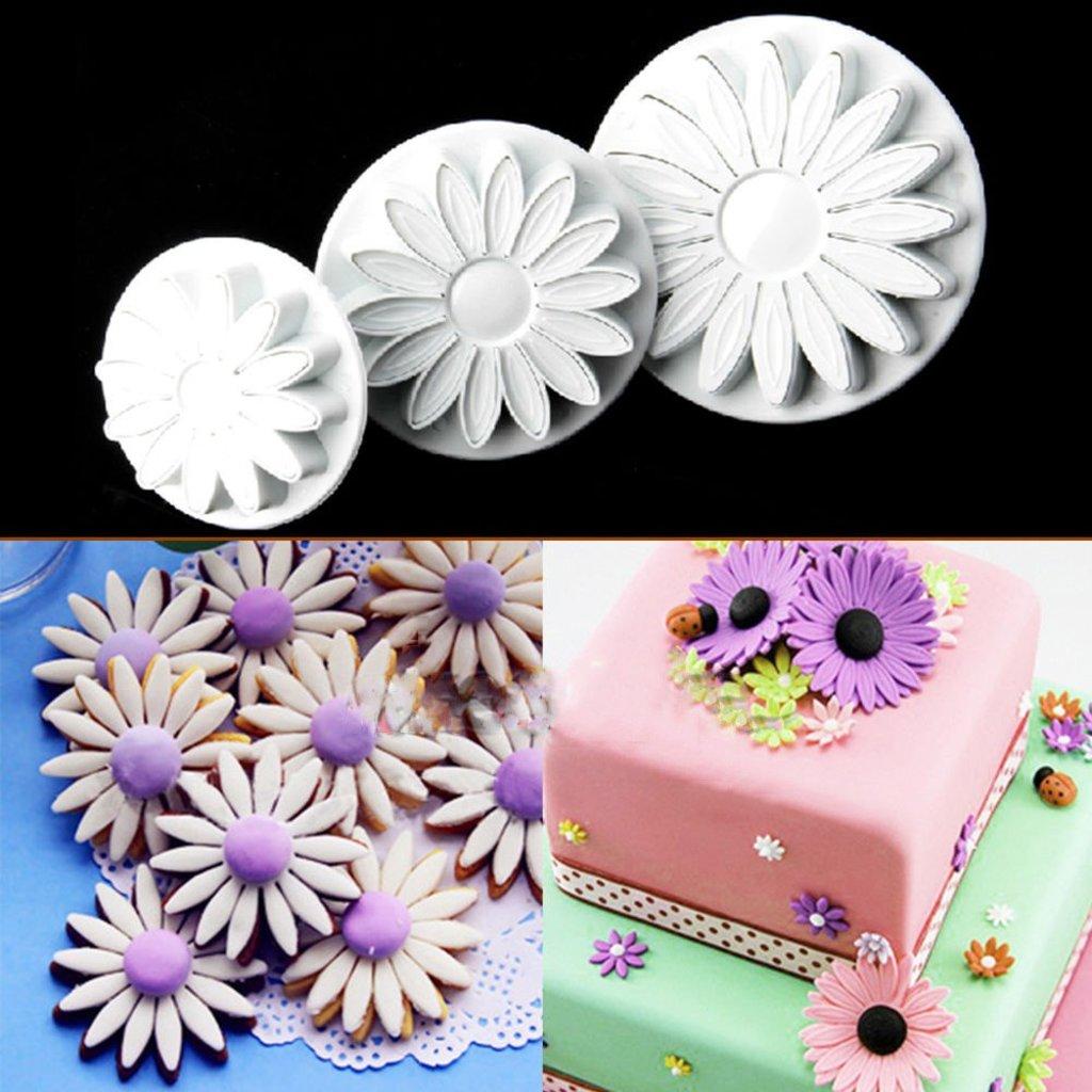Готовые украшение для тортов из мастики