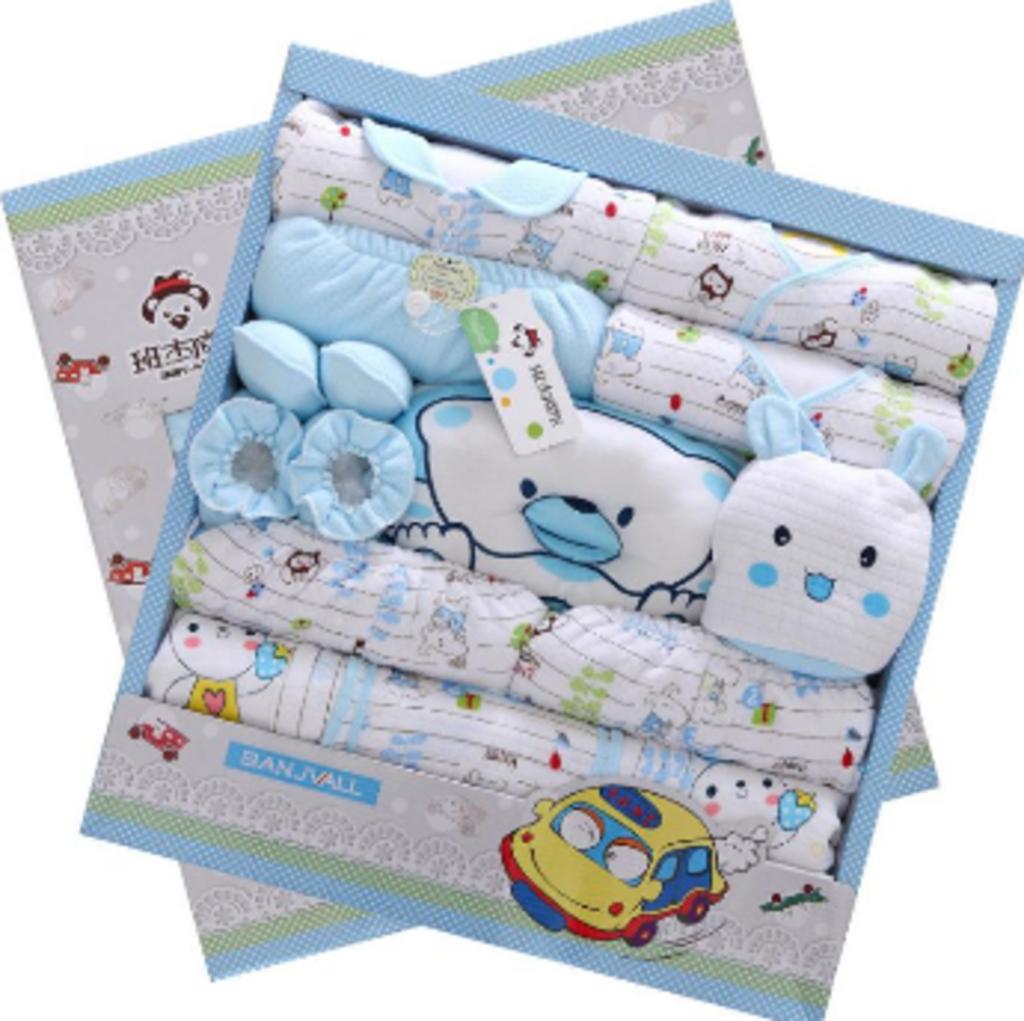 Подарки комплект для новорожденных 6