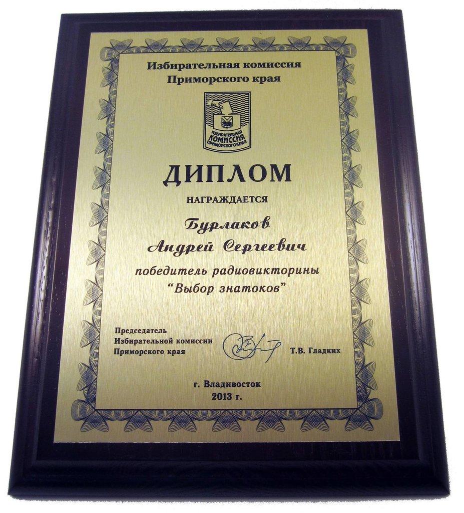 Плакетки грамоты дипломы купить в Ижевске по выгодной цене  Плакетки грамоты дипломы