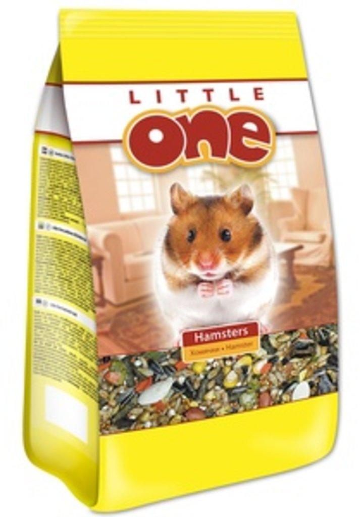 Корм,лакомства,сено для грызунов: LITTLE ONE Корм для хомяков,400 г цена ..., купить в компании Интернет-зоомагазин Сто кормов