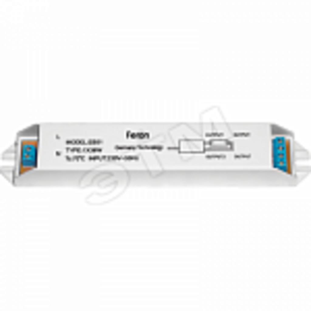 Электронный балласт для люминесцентных ламп 2х18 схема
