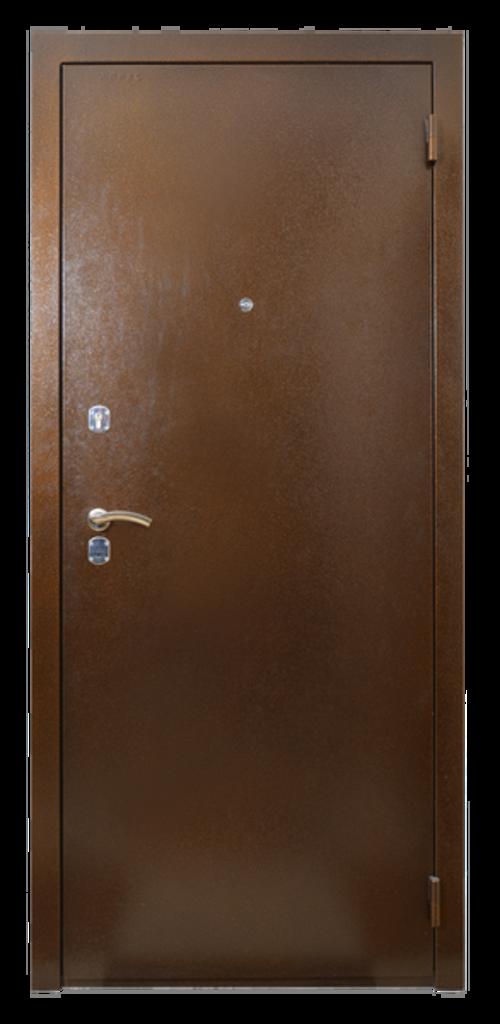 двери входные металлические морозостойкая