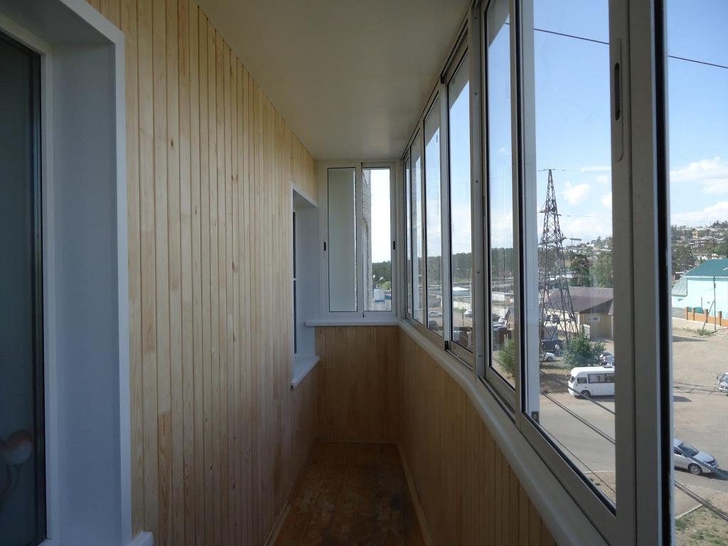 Остекление балконов в улан удэ лучшие компании