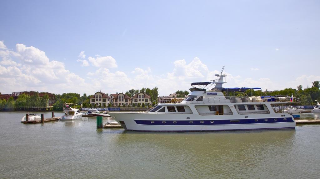 аренда лодок в ростове