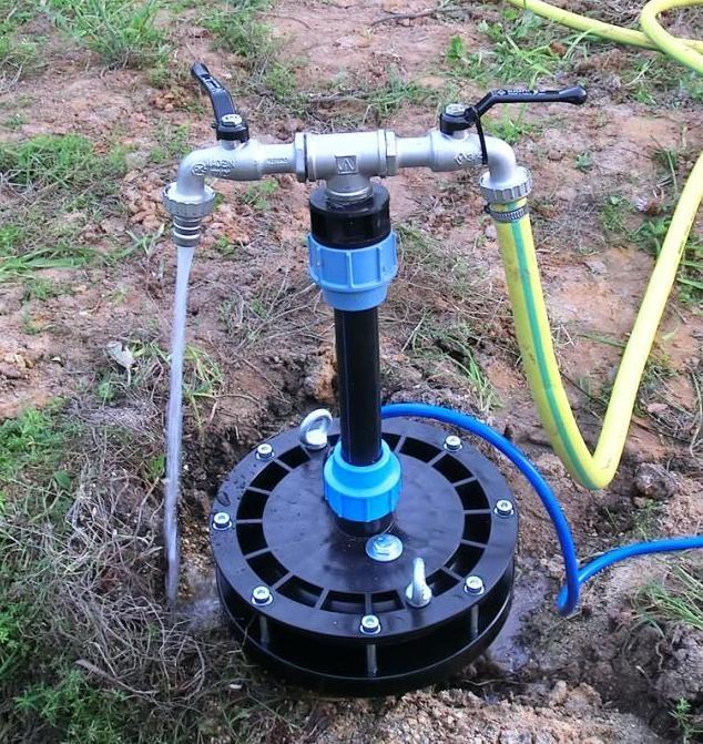 Как оформить скважину для воды