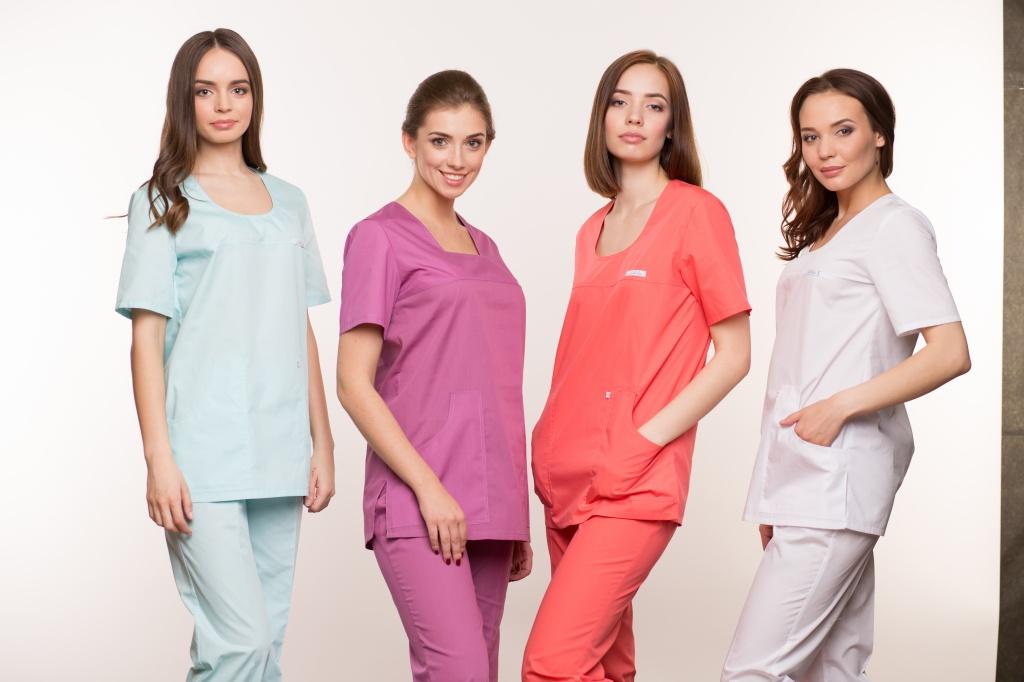 Продажа Медицинской Одежды С Доставкой