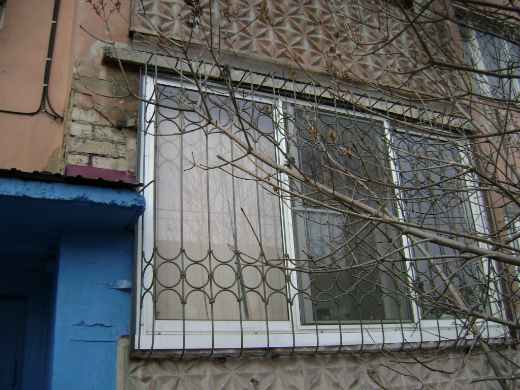 Решетки на окна красноярск