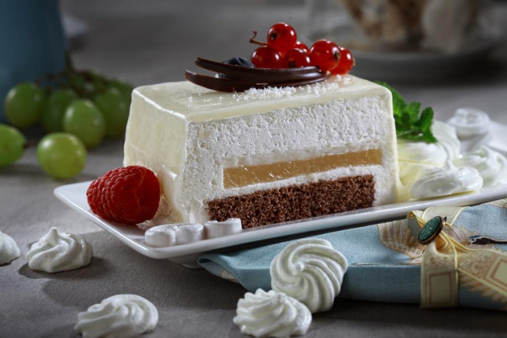 фотосъемка тортов