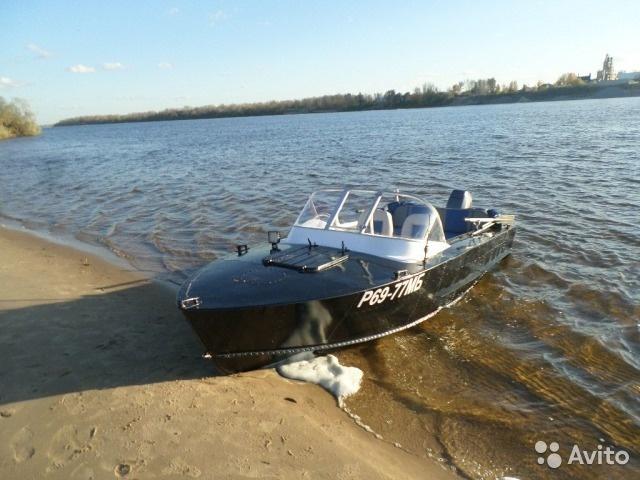 продажа лодок с мотором б у в н новгороде