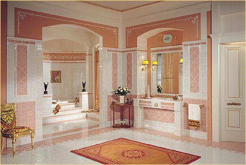 плитка в ванную в Кемерово