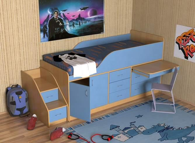 детская мебель в Кемерово