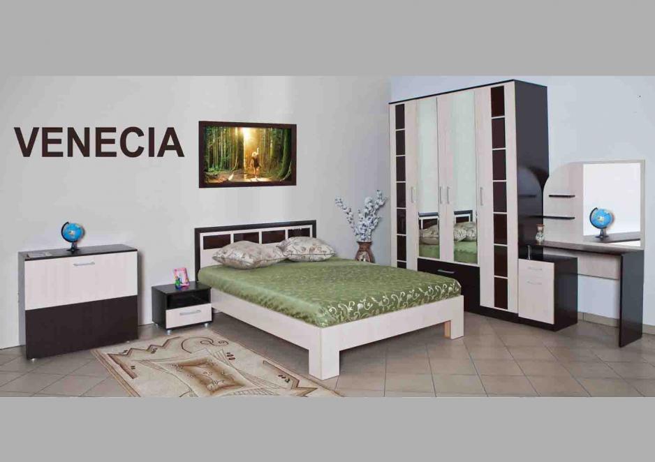 Мебель для спальни Линаура серия Венеция