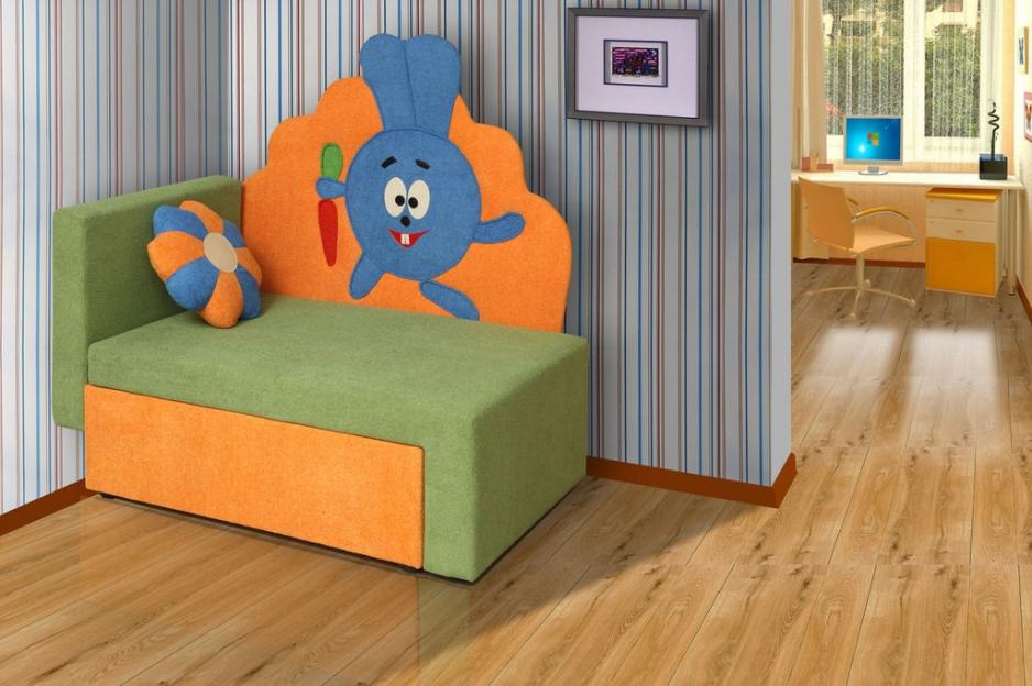 Мягкая мебель для детской