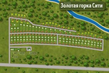 Дом в посёлке Красноярска