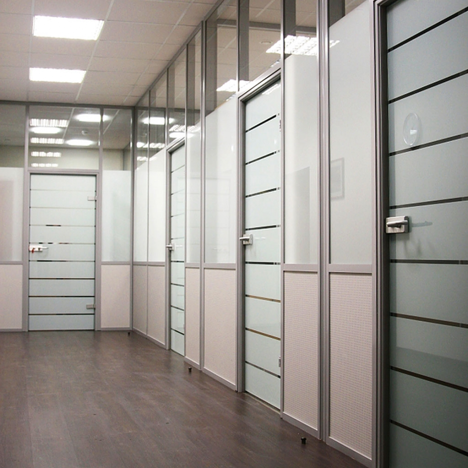 купить офисные перегородки в Красноярске
