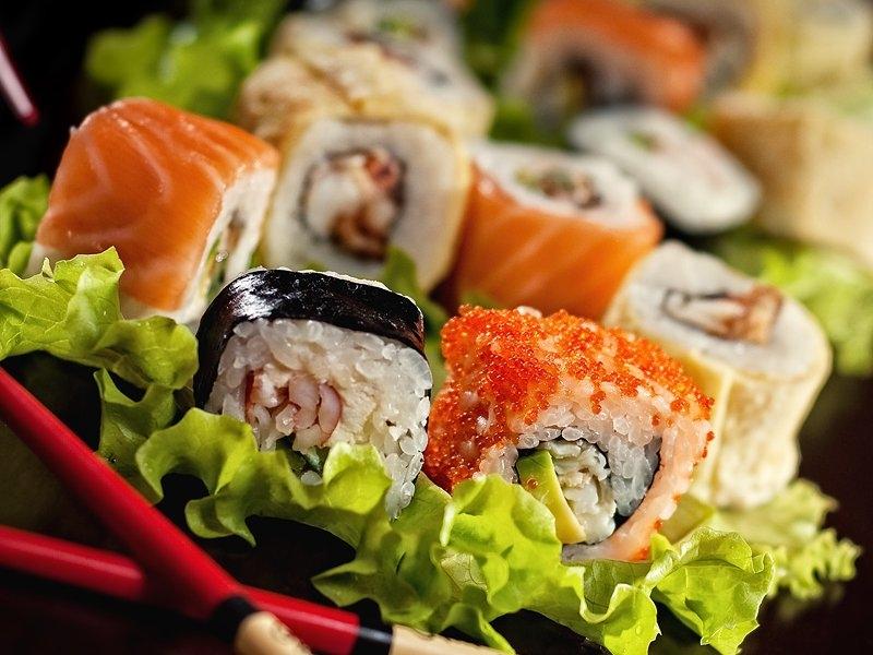 доставка суши Красноярск