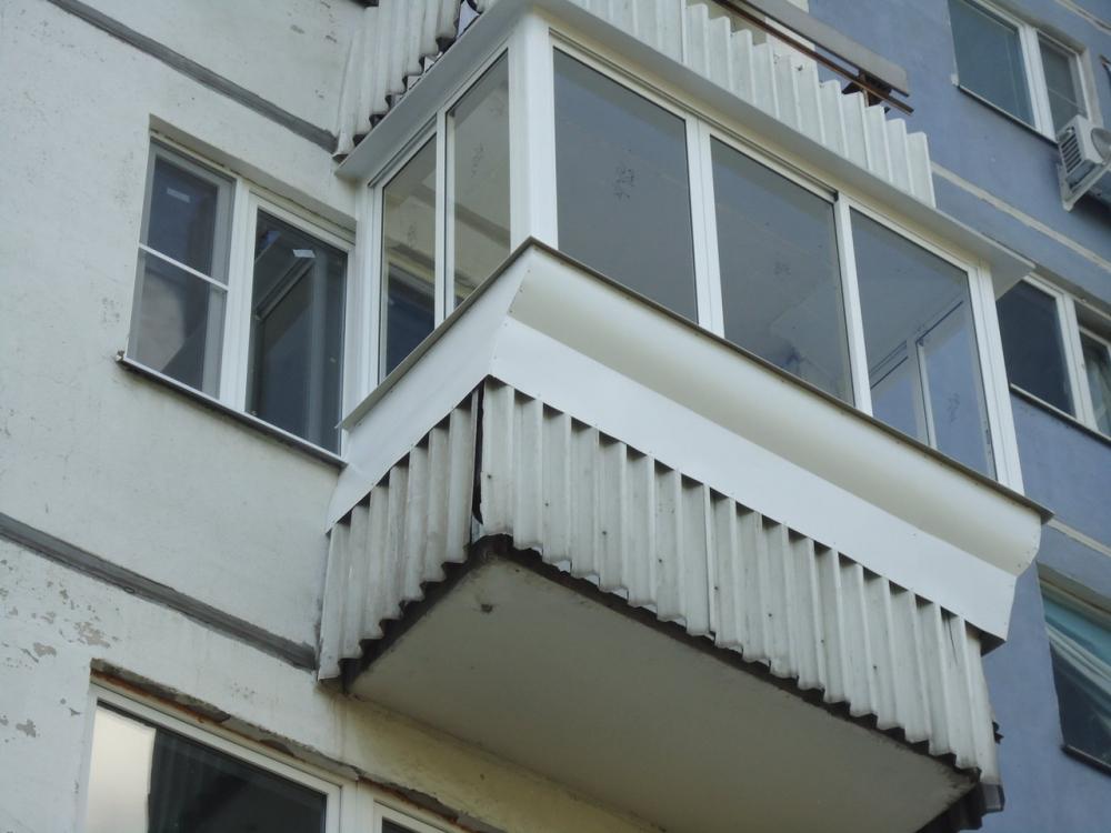 Остекление балконов в новокузнецке 15 фото цена - модуль плю.