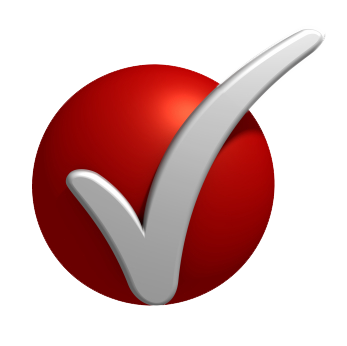 """Результаты поиска изображений для запроса """"Check Mark Icon in red"""""""