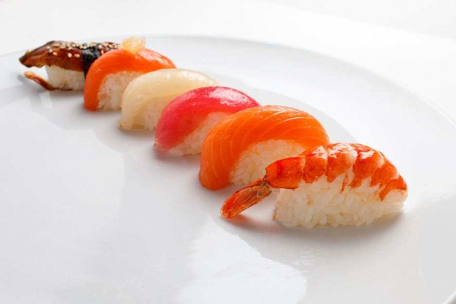 суши меню Красноярск
