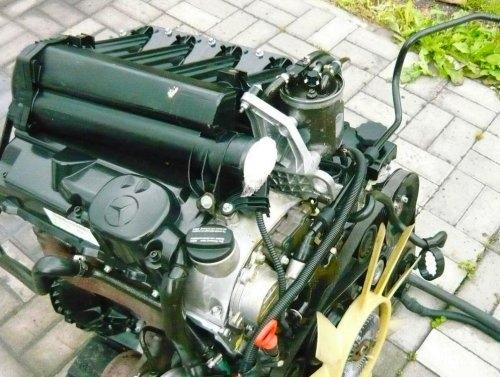 двигатель мерседес спринтер в туле