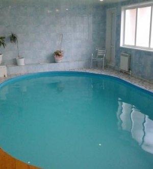 баня с бассейном тула