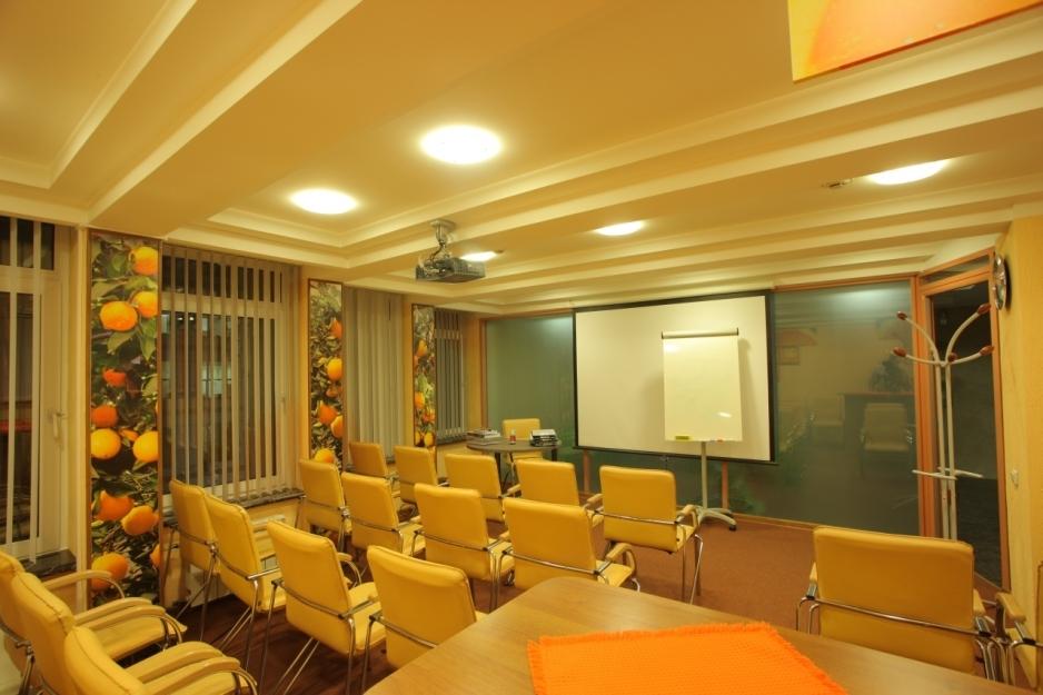 конференц-зал апельсин