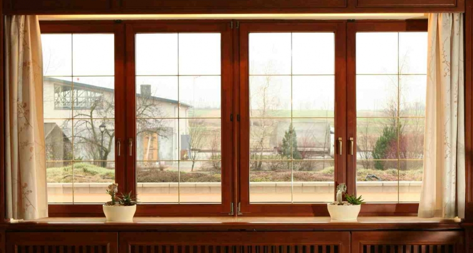 Надежные деревянные окна