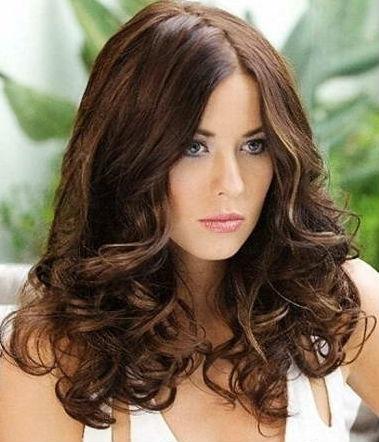 Биозавивка кончиков волос
