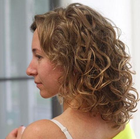Легкая биозавивка волос