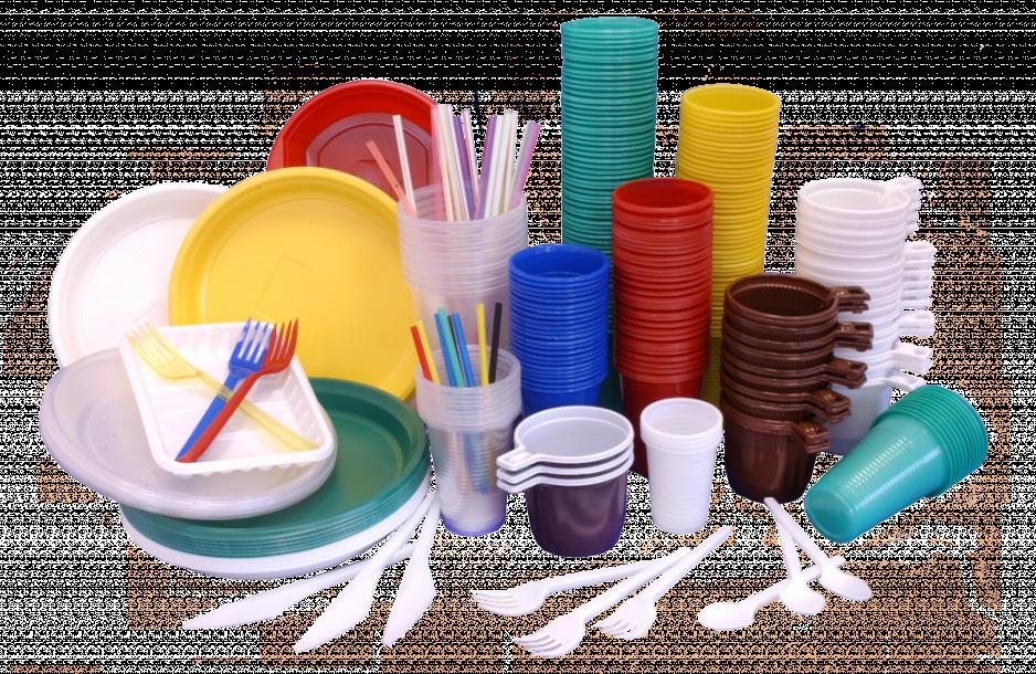 Одноразовая посуда в Череповце