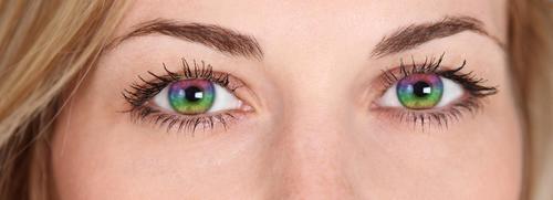 купить цветные контактные линзы в туле