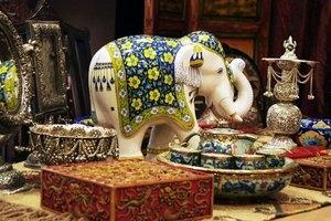 Индийские сувениры в Череповце