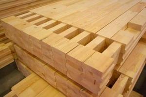 брус деревянный недорого