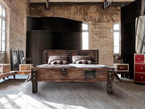 купить кровать из массива