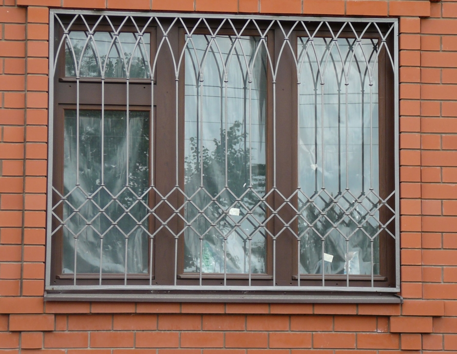 Заказать недорого решетки на окна