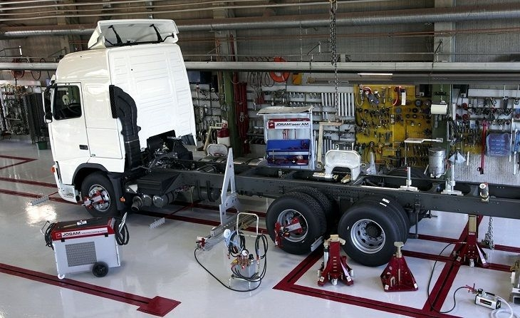 грузовой ремонт