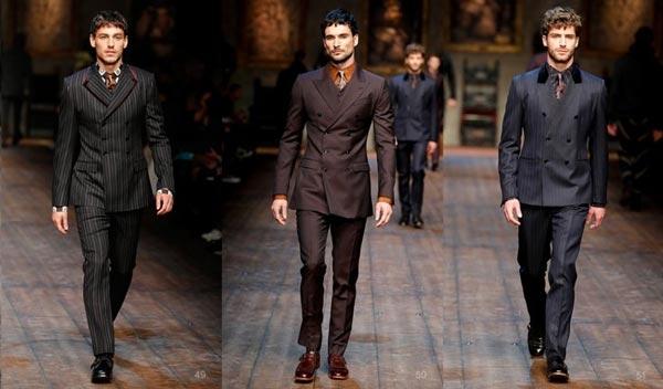 e3d7581de0d2 Классические мужские костюмы 2017 отличаются доселе невиданной реализацией  взглядов модельеров. При этом формы остаются таким же классическими.