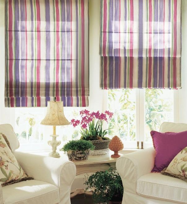 римские шторы тюмень