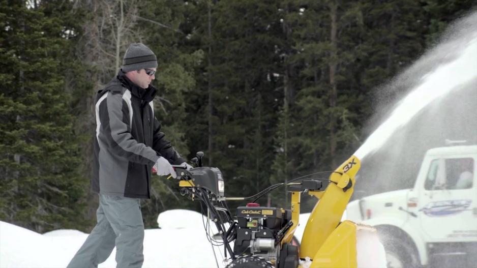 снегоуборщики  в Череповце