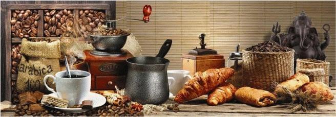 кухонный фартук кофе арабика