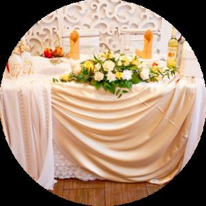 Свадебный банкет Череповец