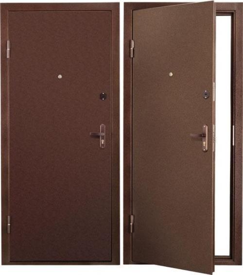 стальная дверь на заказ в туле