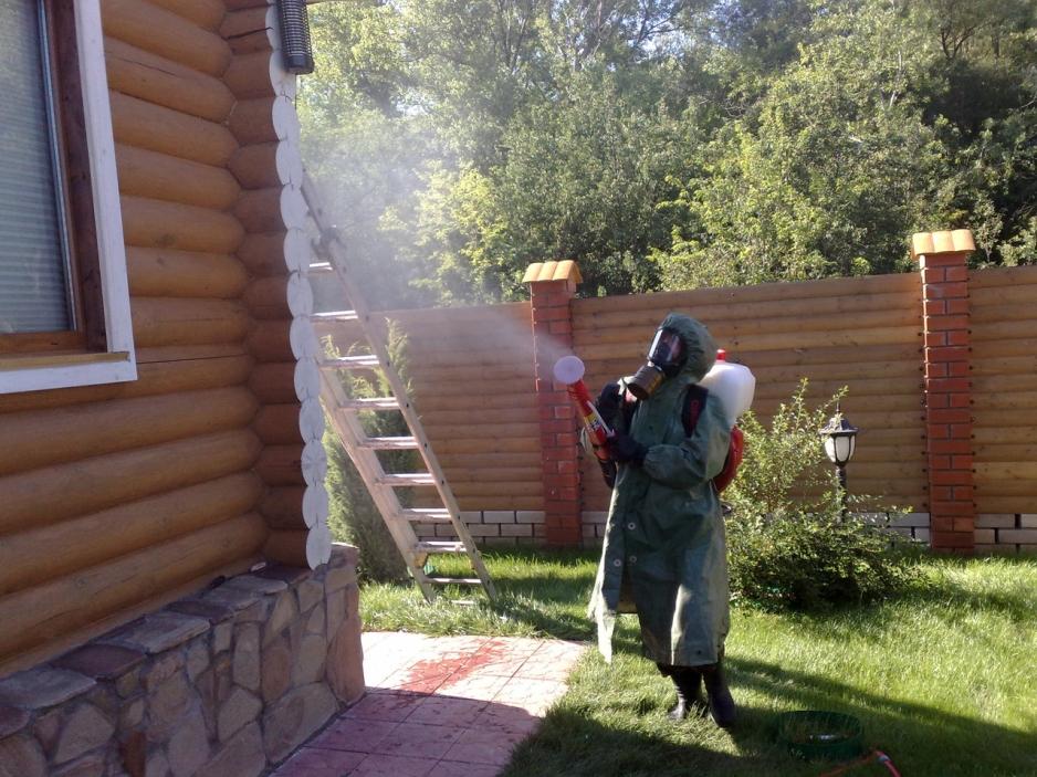 санитарную обработку в Череповце