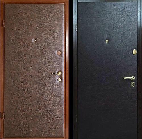 изготовление стальных дверей