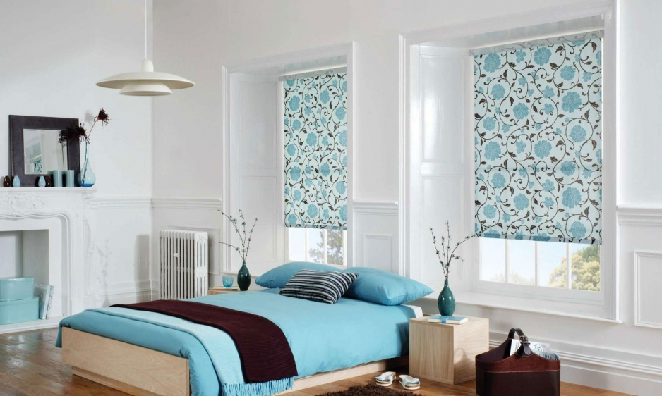 Фото дизайн штор в спальни