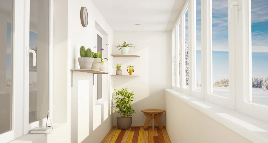 Утепление балкона. задействуйте неиспользуемое пространство!.