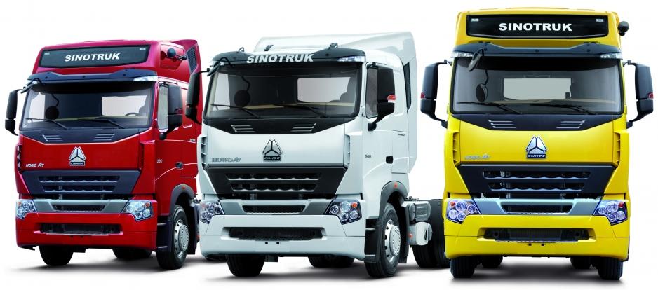 грузовики хово